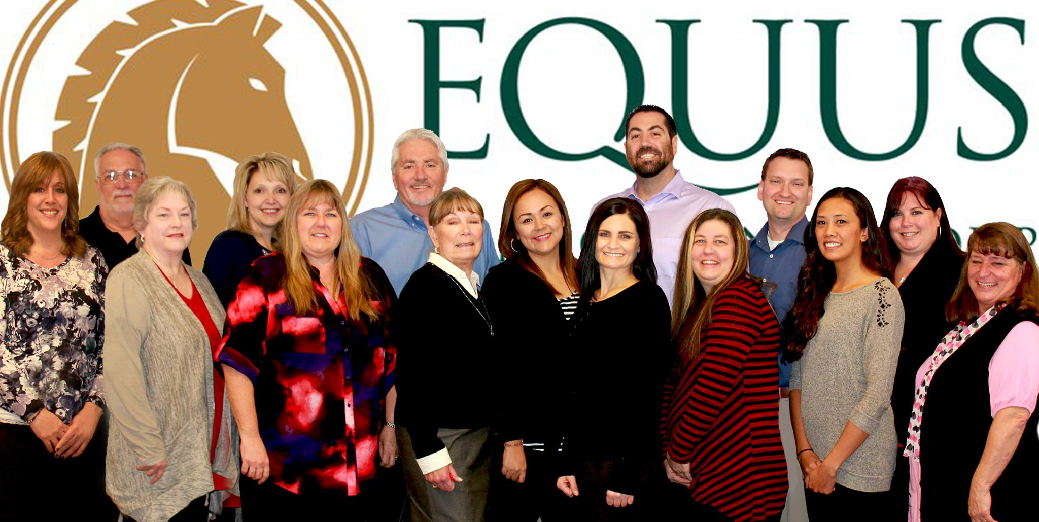Equus Management Group Reno and Sparks Team Photo